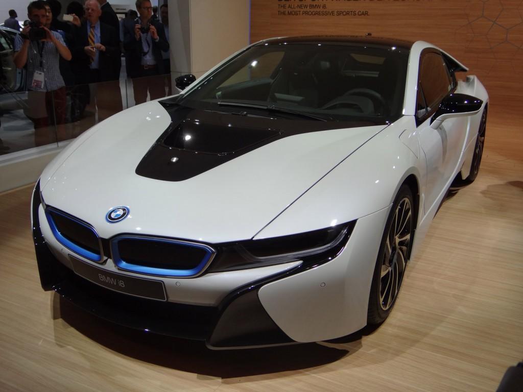 BMW I Live Photo Gallery Frankfurt Auto Show - 2015 bmw i8 hybrid price