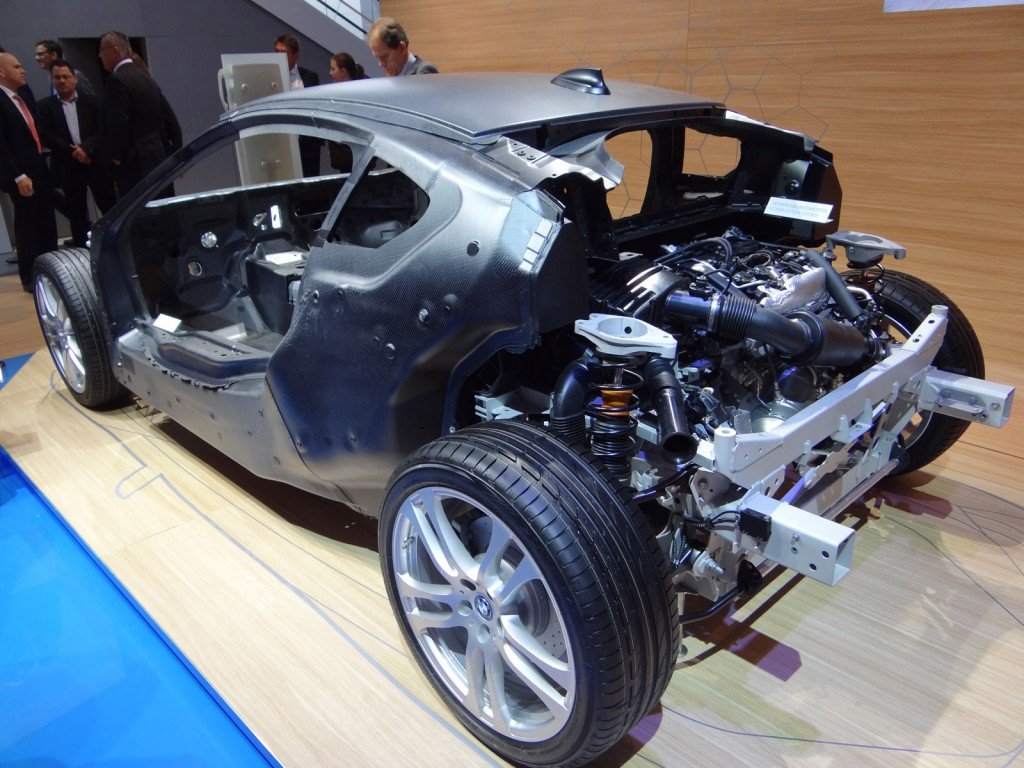 2015 BMW i8, 2013 Frankfurt Auto Show