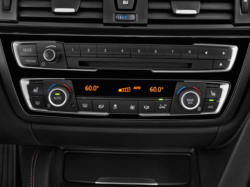 Image 2015 Bmw M3 4 Door Sedan Temperature Controls Size