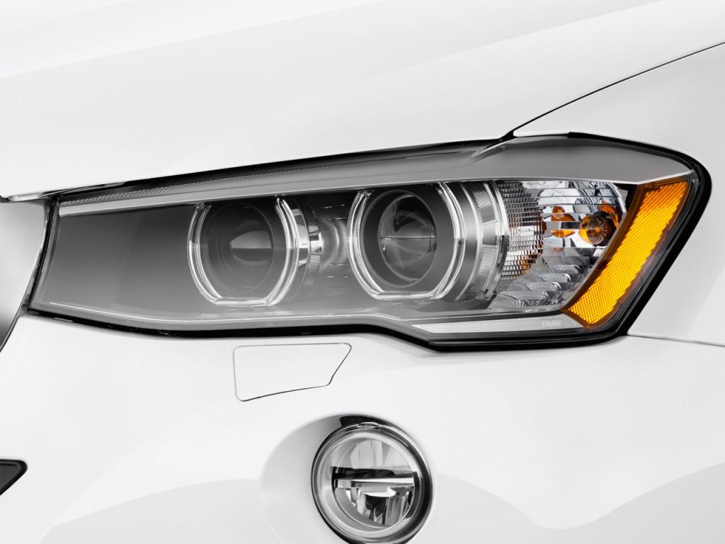 Image 2015 Bmw X4 Awd 4 Door Xdrive28i Headlight Size