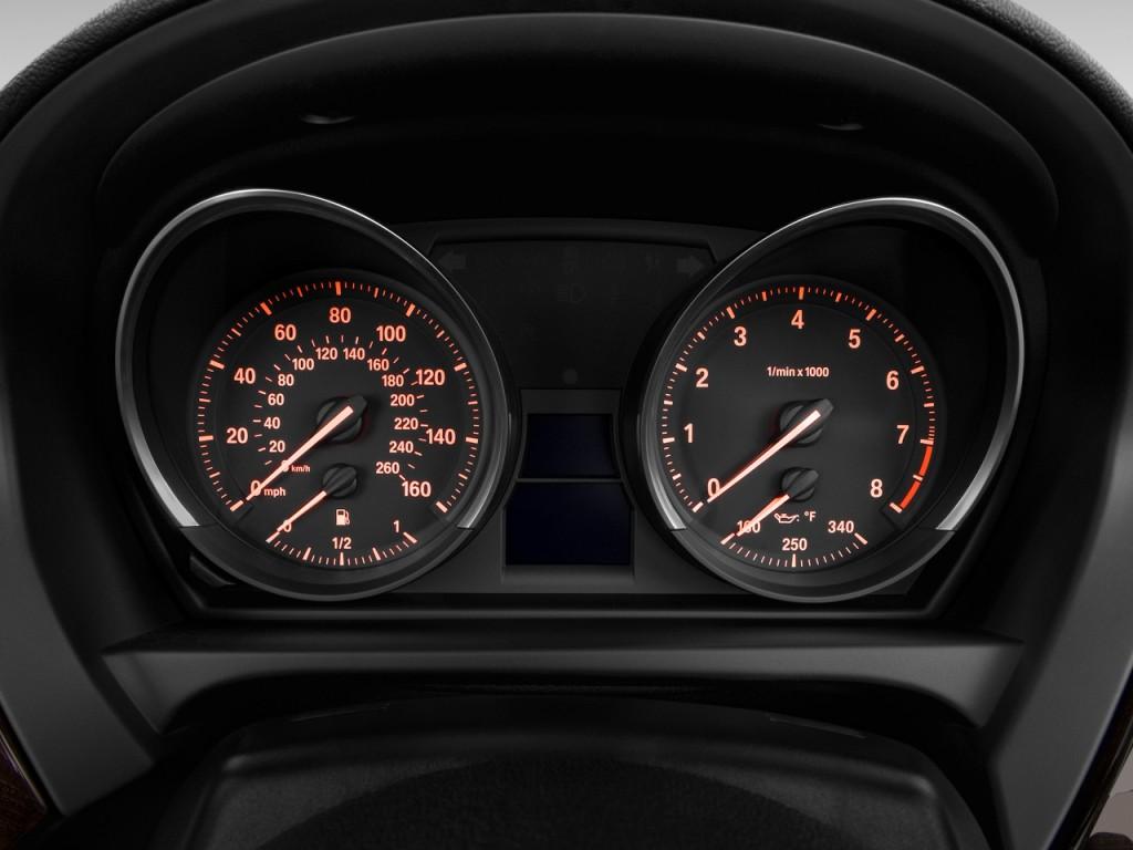 Image 2015 Bmw Z4 2 Door Roadster Sdrive35i Instrument Cluster Size 1024 X 768 Type Gif