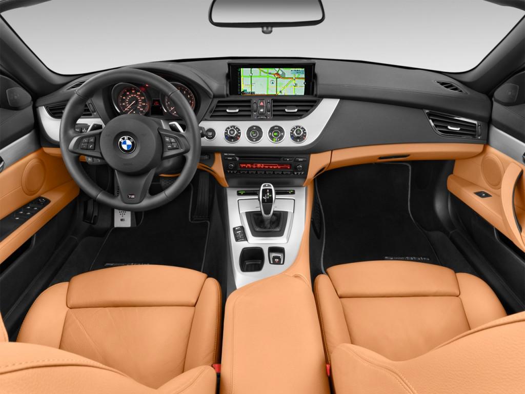 Image 2015 Bmw Z4 2 Door Roadster Sdrive35is Dashboard
