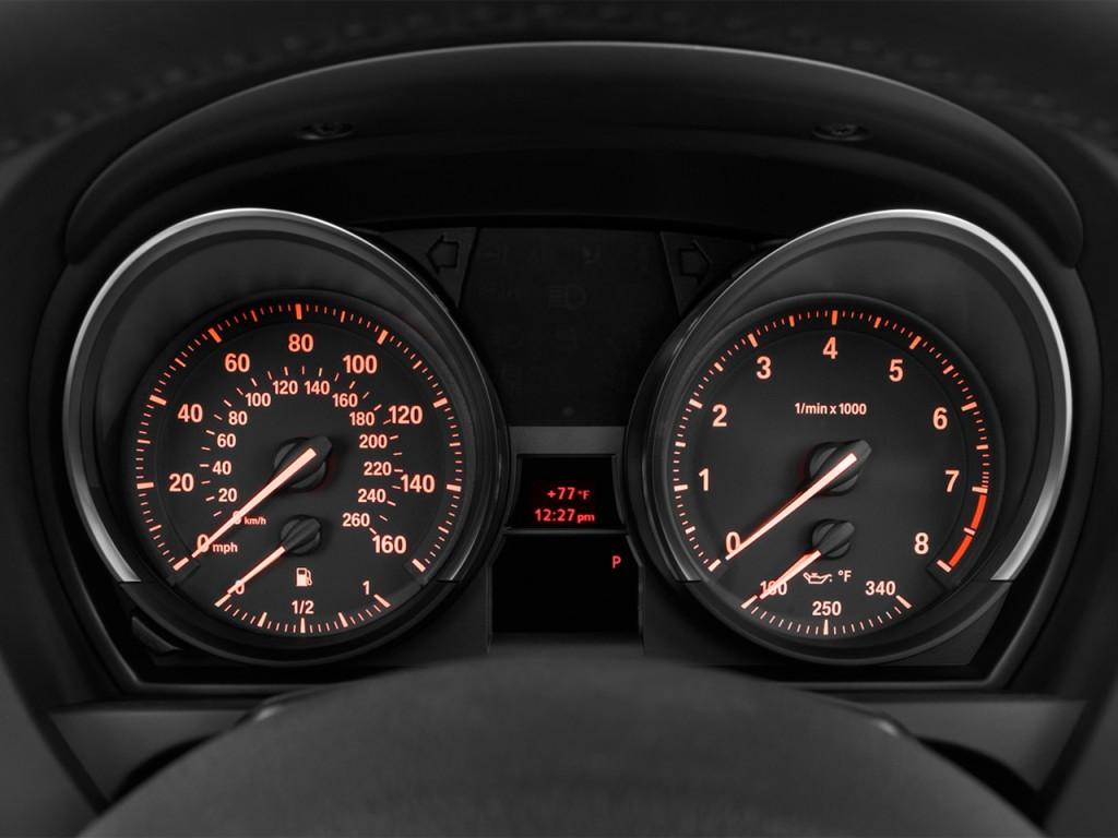 Image 2015 Bmw Z4 2 Door Roadster Sdrive35is Instrument