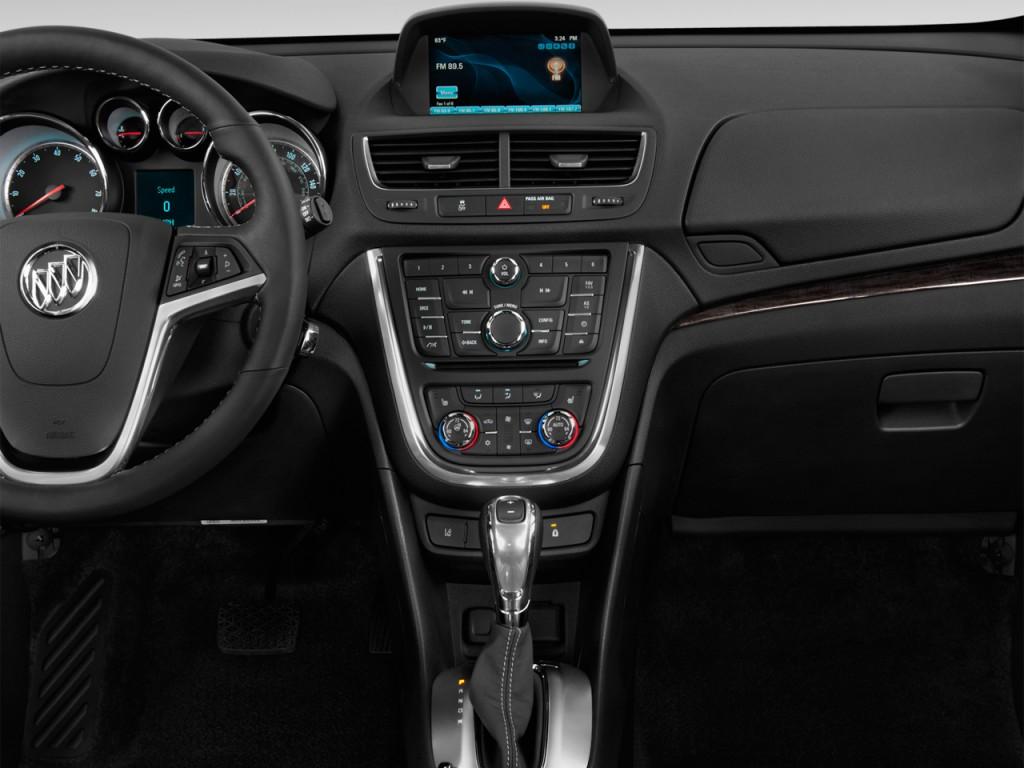 Image 2015 Buick Encore Fwd 4 Door Instrument Panel Size