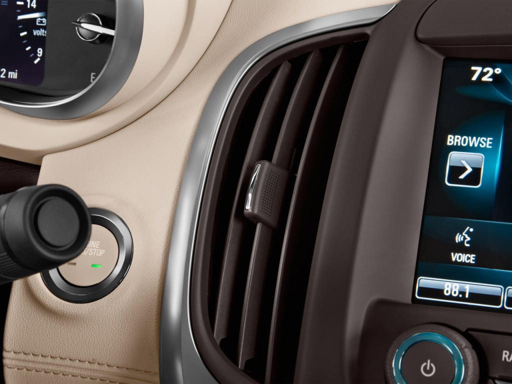Image: 2015 Buick Lacrosse 4-door Sedan Base FWD Air Vents, size: 1024 x 768, type: gif, posted ...