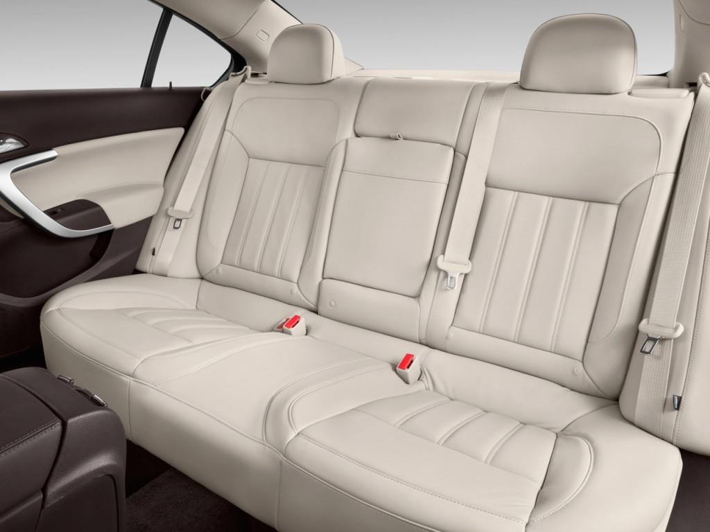 Image 2015 Buick Regal 4 Door Sedan Premium Ii Fwd Rear Seats Size 1024 X 768 Type Gif