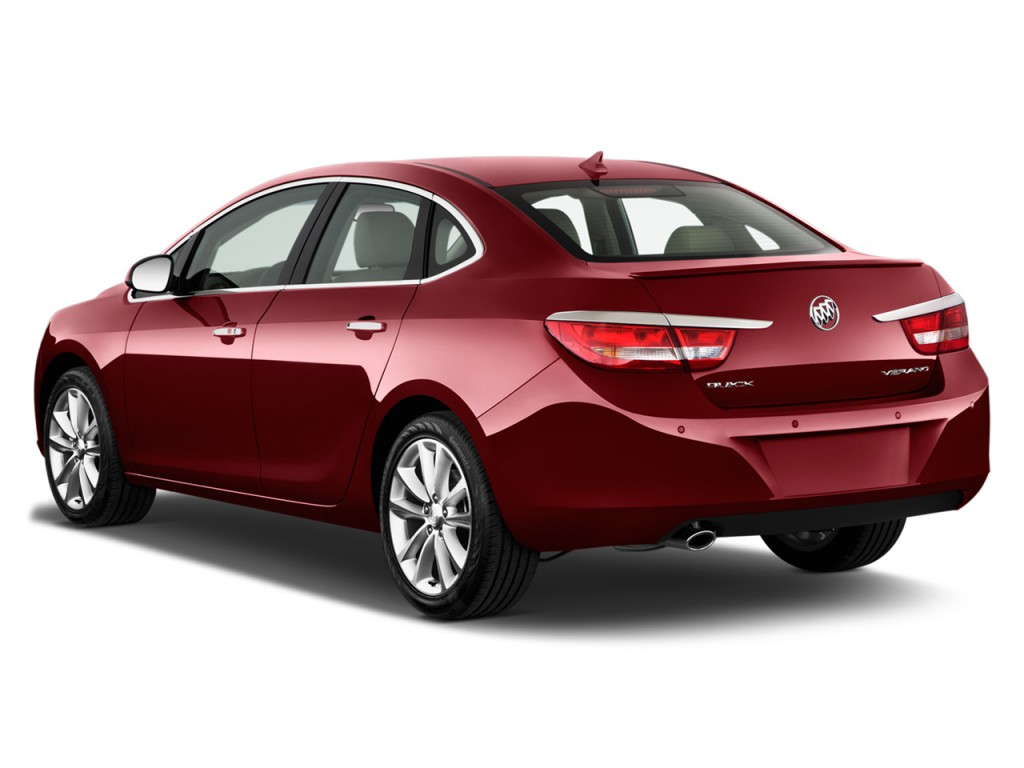 Image 2015 Buick Verano 4 Door Sedan Leather Group