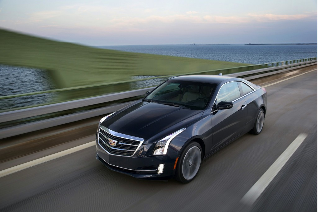 Image 2015 Cadillac Ats Coupe Size 1024 X 682 Type