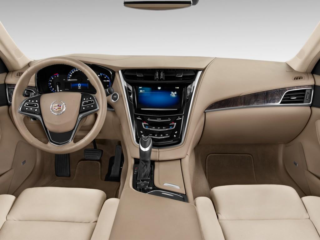 2013 Cadillac Ats 2.0 L Turbo >> Image: 2015 Cadillac CTS 4-door Sedan 2.0L Turbo RWD Dashboard, size: 1024 x 768, type: gif ...