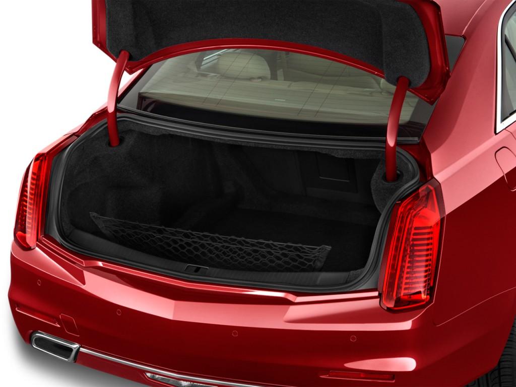 image 2015 cadillac cts 4 door sedan 2 0l turbo rwd trunk. Black Bedroom Furniture Sets. Home Design Ideas