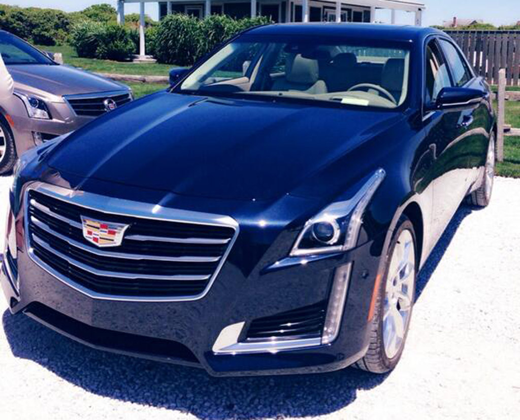 2015 Cadillac Ats And Cts Spotted With Subtle Updates Video