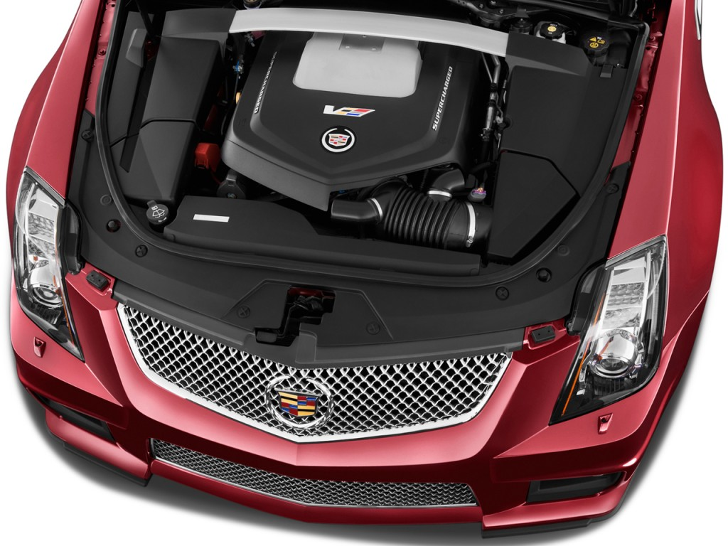 Image: 2015 Cadillac CTS-V 2-door Coupe Engine, size: 1024 ...