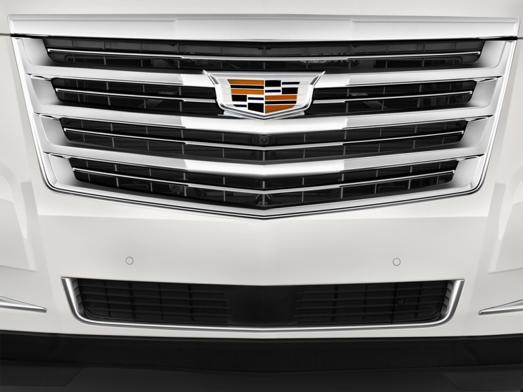 Image: 2015 Cadillac Escalade 4WD 4-door Platinum Grille, size: 1024 x 768, type: gif, posted on ...