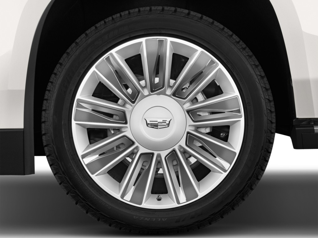Image 2015 Cadillac Escalade 4wd 4 Door Platinum Wheel