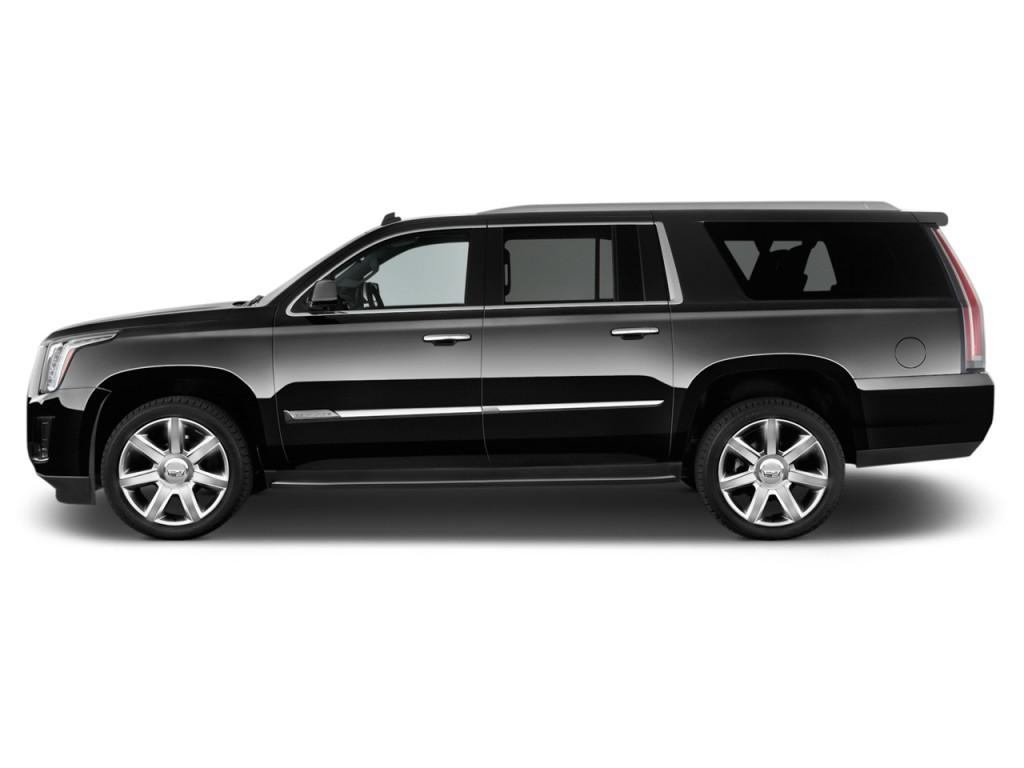 Image 2015 Cadillac Escalade Esv 2wd 4 Door Luxury Side Exterior View Size 1024 X 768 Type