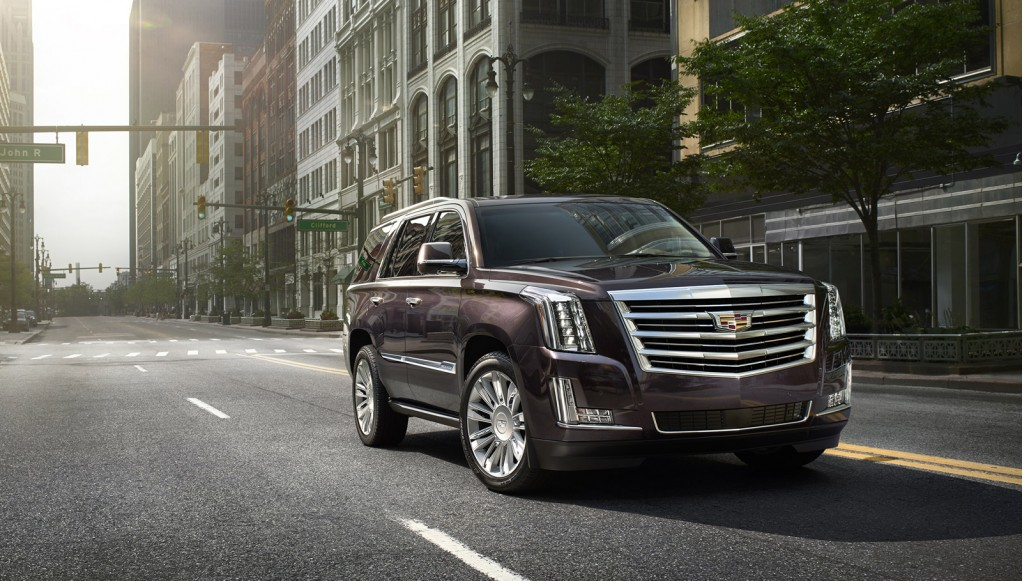 2016 Cadillac Escalade Review Ratings Specs Prices And Photos The Car Connection