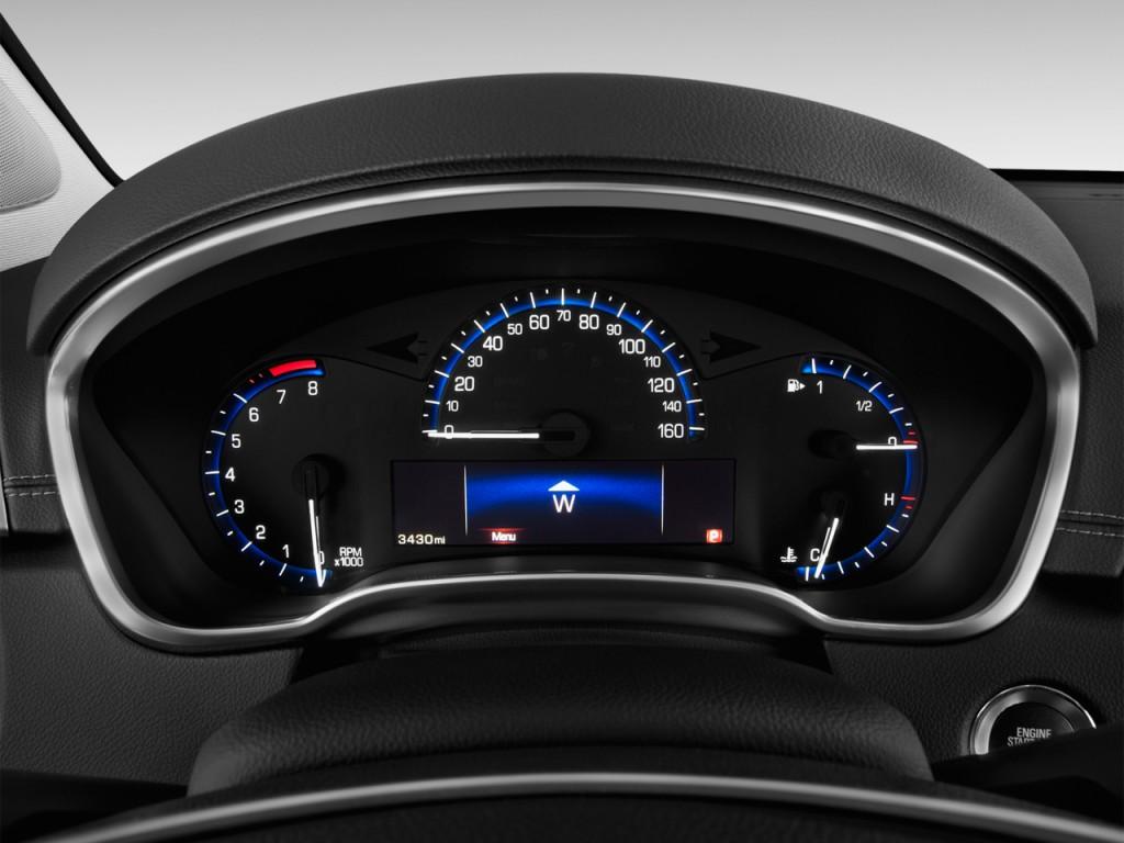 Image 2015 Cadillac Srx Fwd 4 Door Premium Collection