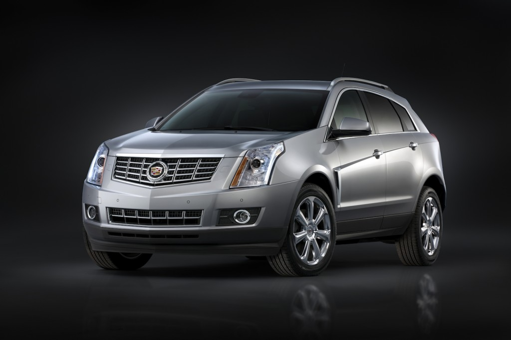 2017 Cadillac Srx Review Ratings Specs Prices And Photos The Car Connection