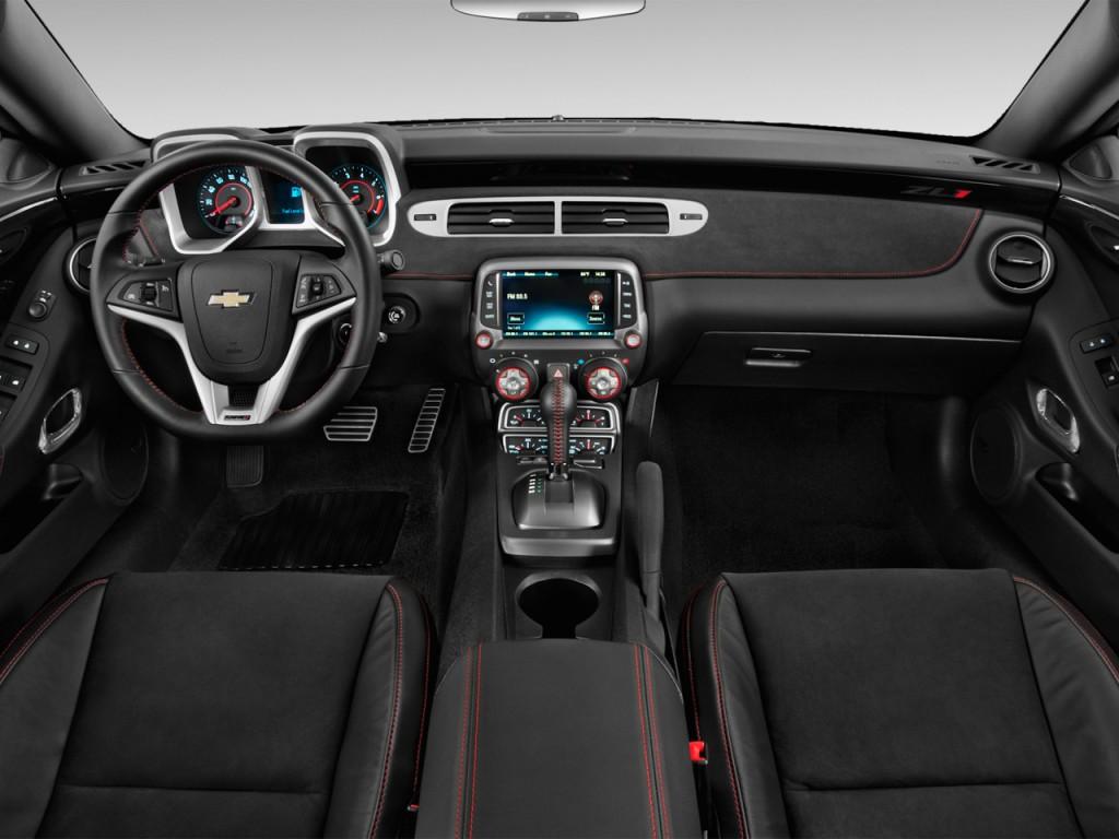 2012 Camaro Zl1 For Sale >> Image: 2015 Chevrolet Camaro 2-door Convertible ZL1 Dashboard, size: 1024 x 768, type: gif ...