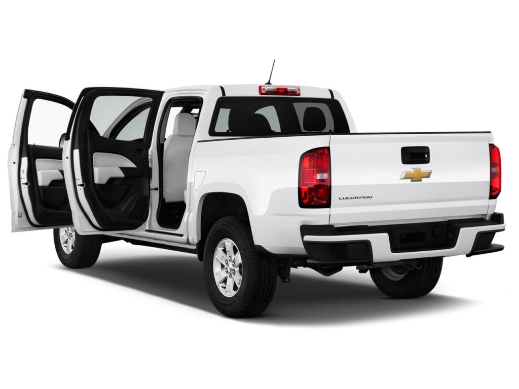 Image 2015 Chevrolet Colorado 2wd Crew Cab 128 3 Quot Wt Open Doors Size 1024 X 768 Type Gif