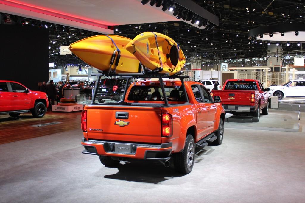 Image 2015 Chevrolet Colorado Gearon Edition 2015