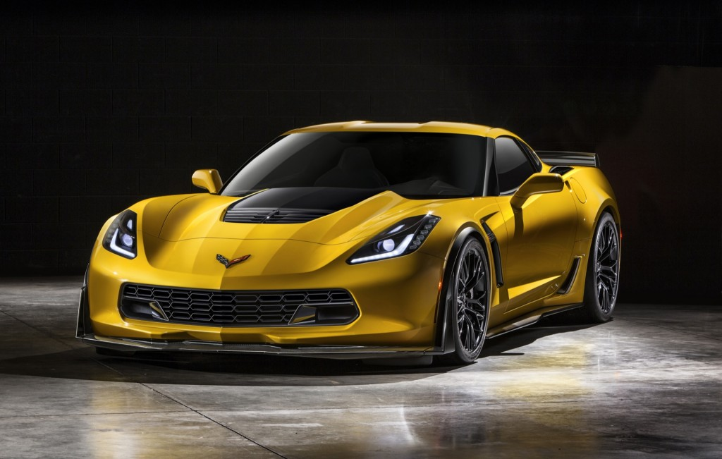 2015 Chevy Corvette Z06: GM's Most Powerful Car Ever At 650 HP