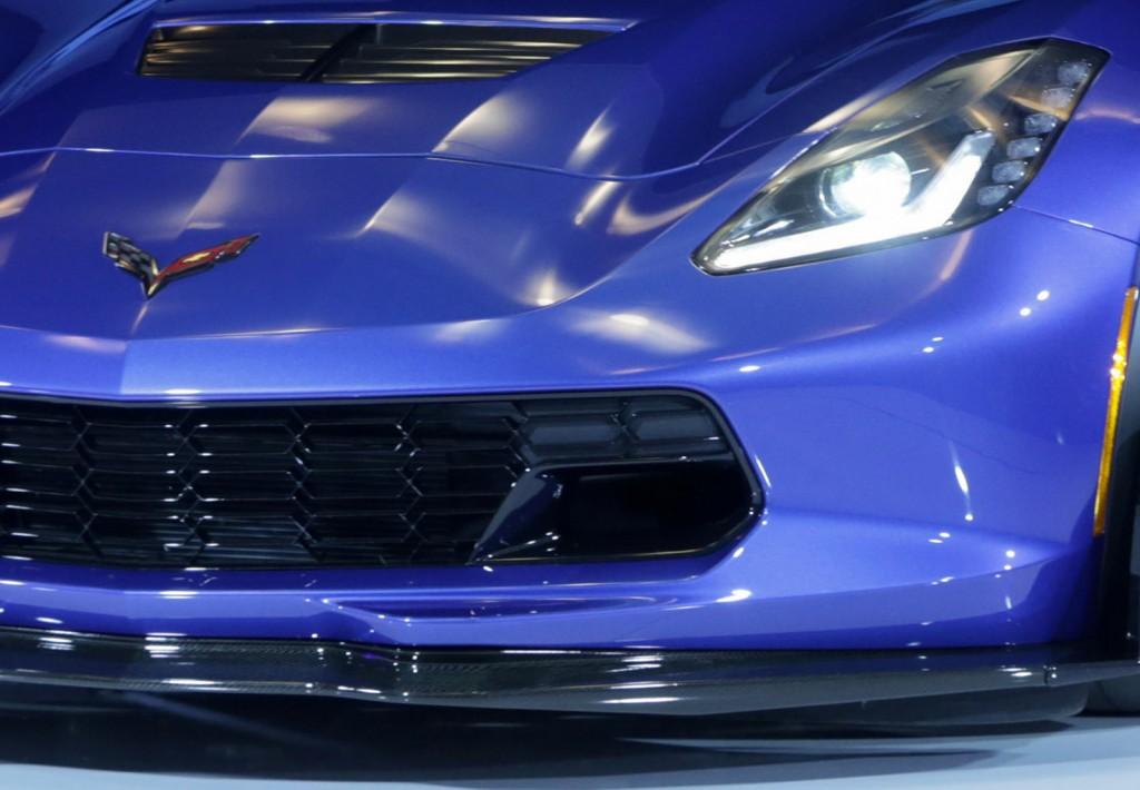 Image 2015 Chevrolet Corvette Z06 Convertible 2014 New