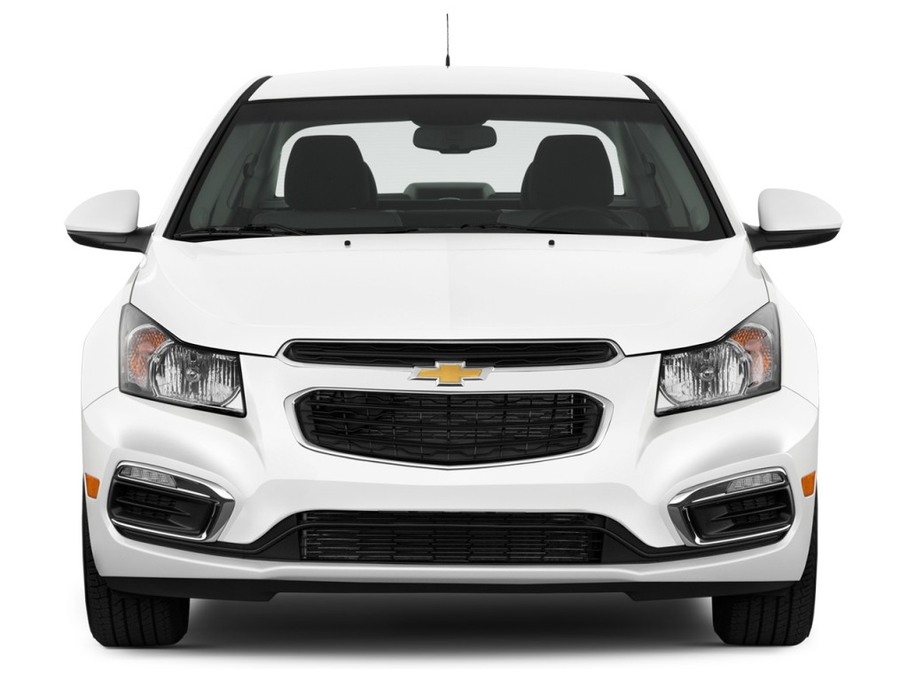 Image: 2015 Chevrolet Cruze 4-door Sedan Auto 1LT Front ...