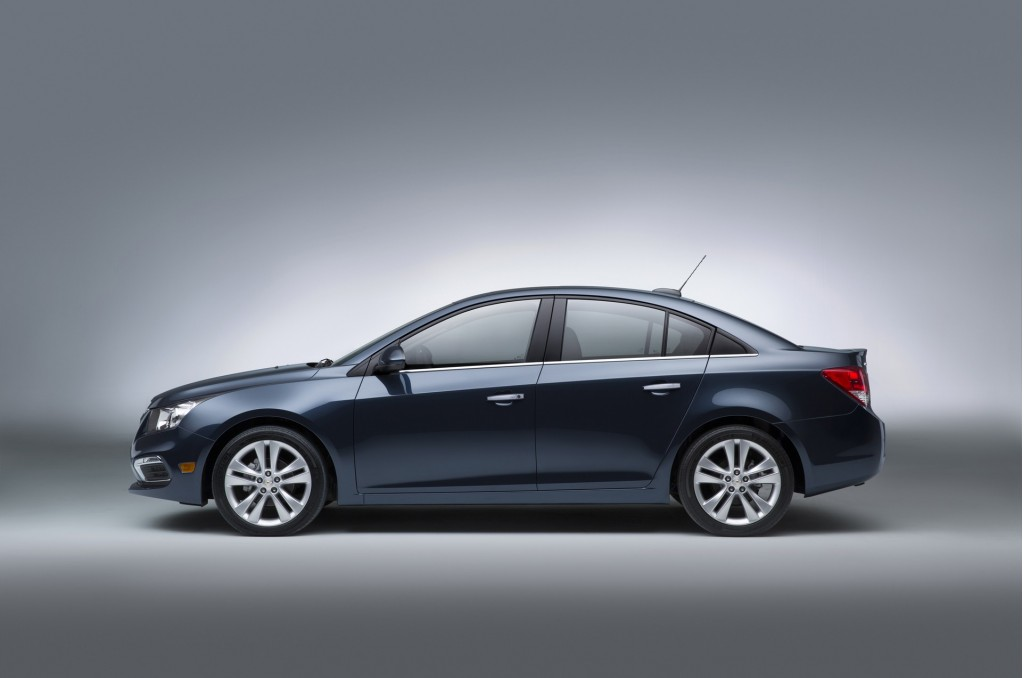 2015 Chevrolet Cruze Chevy Review Ratings Specs Prices And Photos The Car Connection