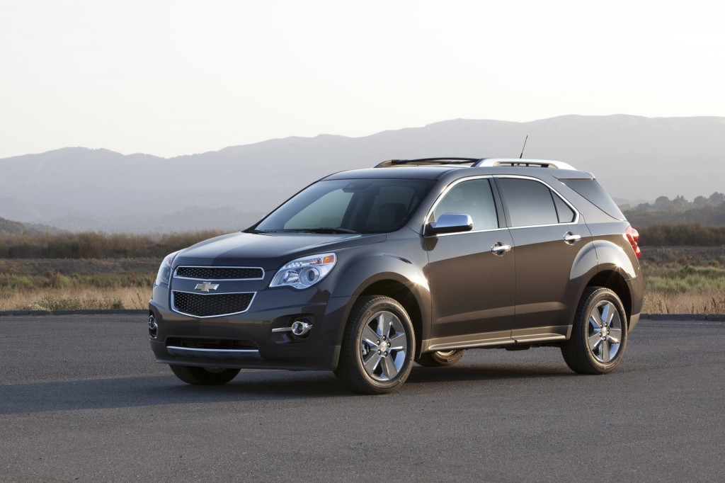NHTSA to probe Chevrolet Equinox, GMC Terrain crossover SUV windshield wipers