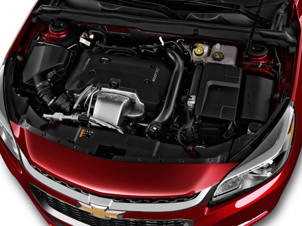 Image 2015 Chevrolet Malibu 4 Door Sedan Ltz W 1lz Engine