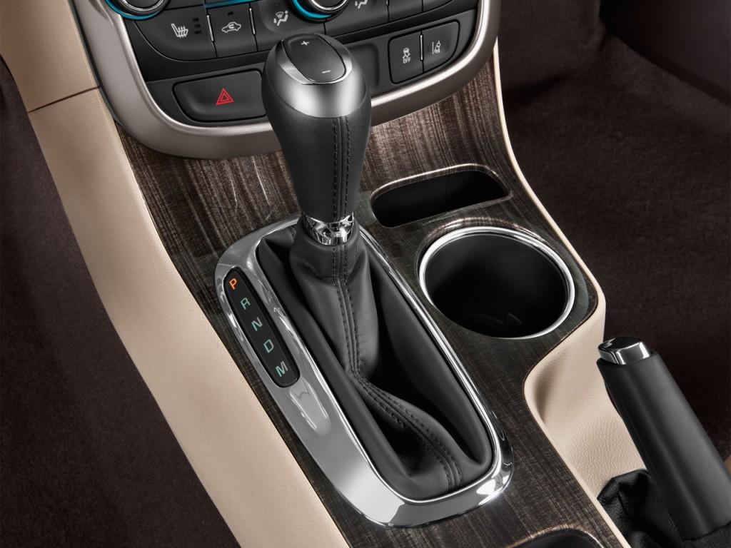 Image: 2015 Chevrolet Malibu 4-door Sedan LTZ w/1LZ Gear ...
