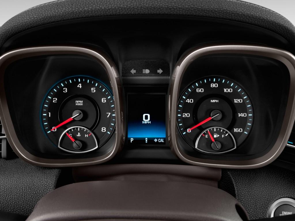 2013 Chevy Impala Ltz >> Image: 2015 Chevrolet Malibu 4-door Sedan LTZ w/1LZ Instrument Cluster, size: 1024 x 768, type ...