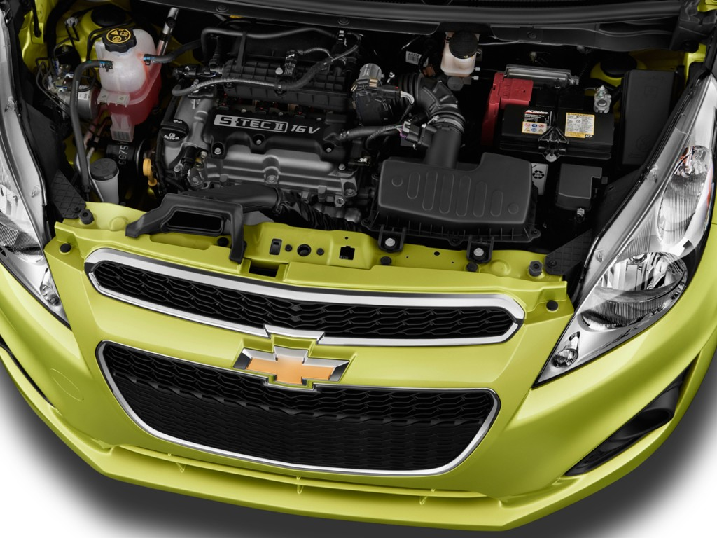 Image: 2015 Chevrolet Spark 5dr HB CVT LS Engine, size: 1024 x 768, type: gif, posted on: August ...