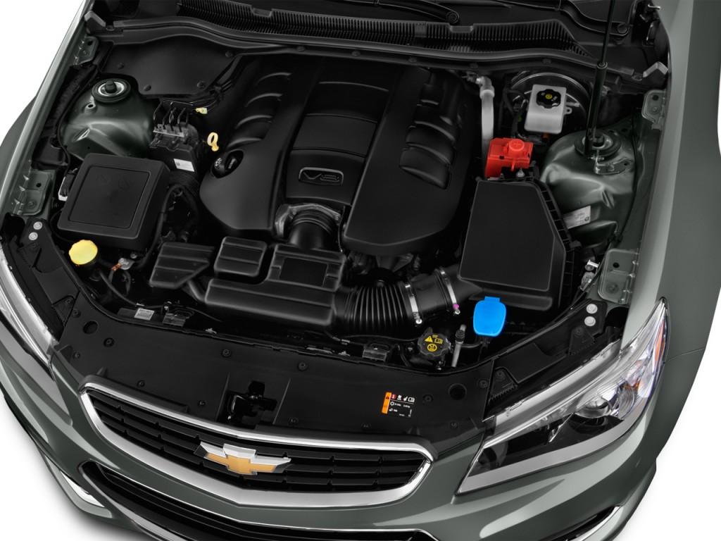 Image: 2015 Chevrolet SS 4-door Sedan Engine, size: 1024 x ...