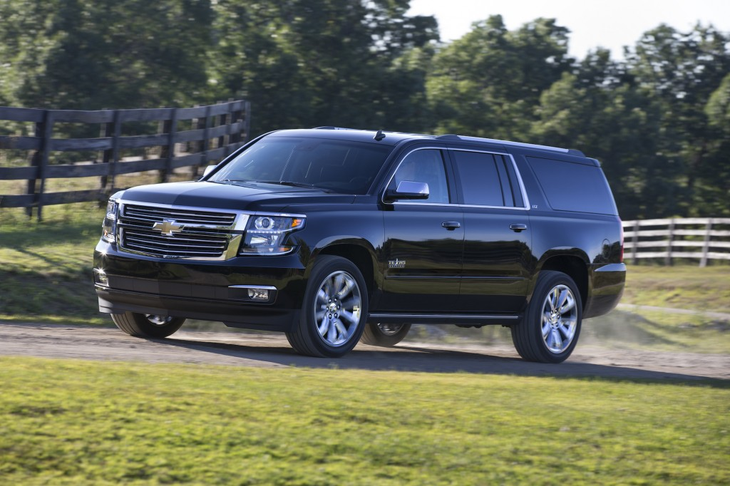 2016 Chevrolet Suburban Chevy Review Ratings Specs Prices And Photos The Car Connection