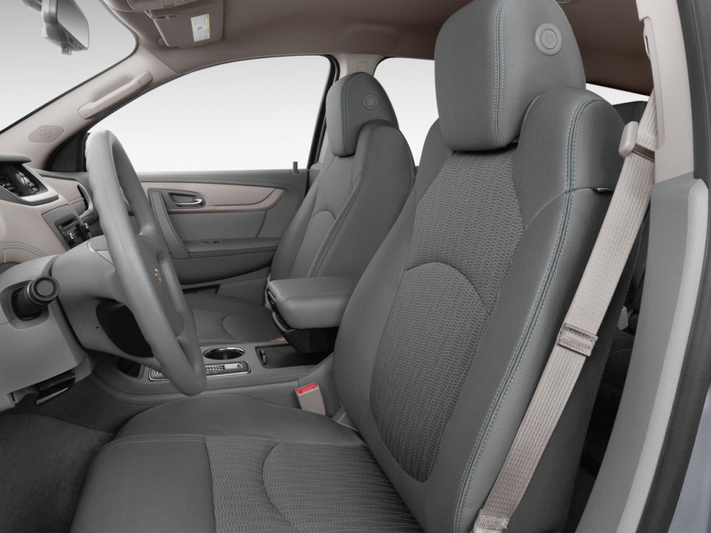 image 2015 chevrolet traverse fwd 4 door ls front seats size 1024 x 768 type gif posted on. Black Bedroom Furniture Sets. Home Design Ideas