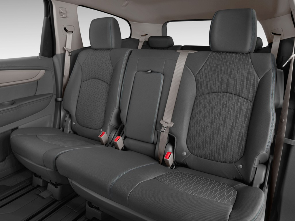 Image: 2015 Chevrolet Traverse FWD 4-door LS Rear Seats, size: 1024 x 768, type: gif, posted on ...