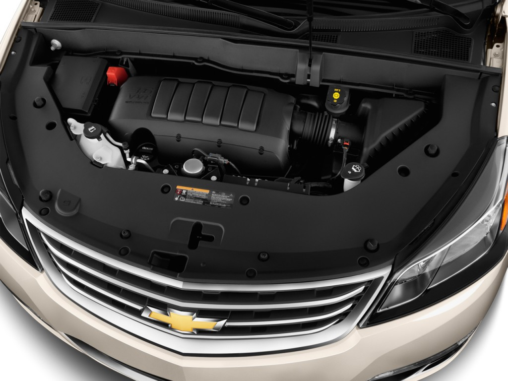 Ford – New Cars Trucks Suvs Crossovers Hybrids >> Image: 2015 Chevrolet Traverse FWD 4-door LT w/1LT Engine ...
