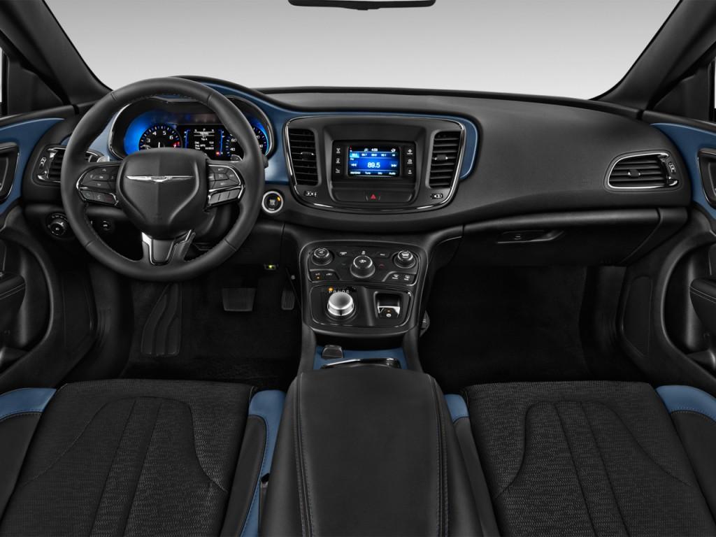image 2015 chrysler 200 4 door sedan s fwd dashboard size 1024 x 768 type gif posted on. Black Bedroom Furniture Sets. Home Design Ideas
