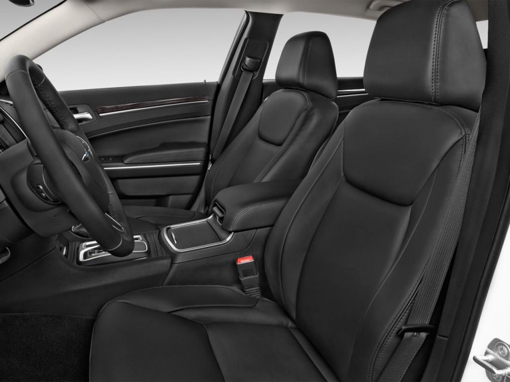 Image 2015 chrysler 300 4 door sedan limited rwd front - Chrysler 300 red interior for sale ...