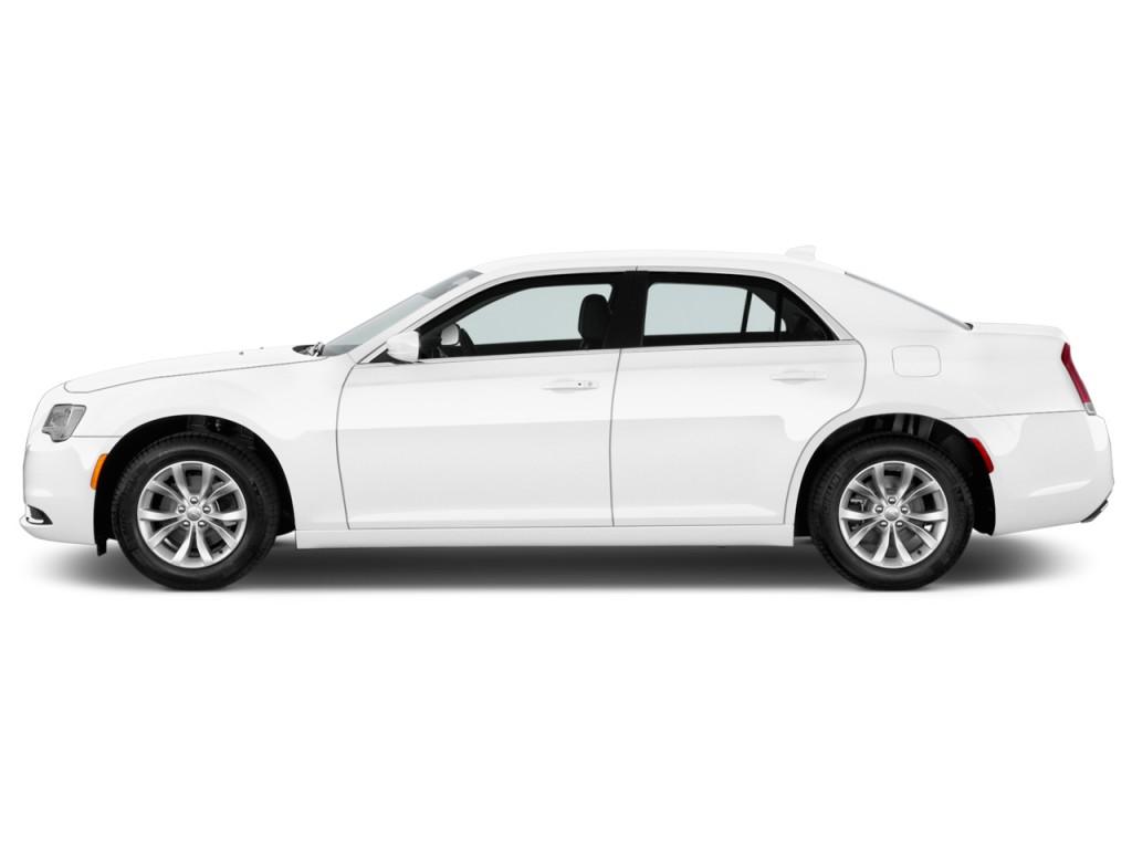 Image 2015 chrysler 300 4 door sedan limited rwd side - Chrysler 300 red interior for sale ...