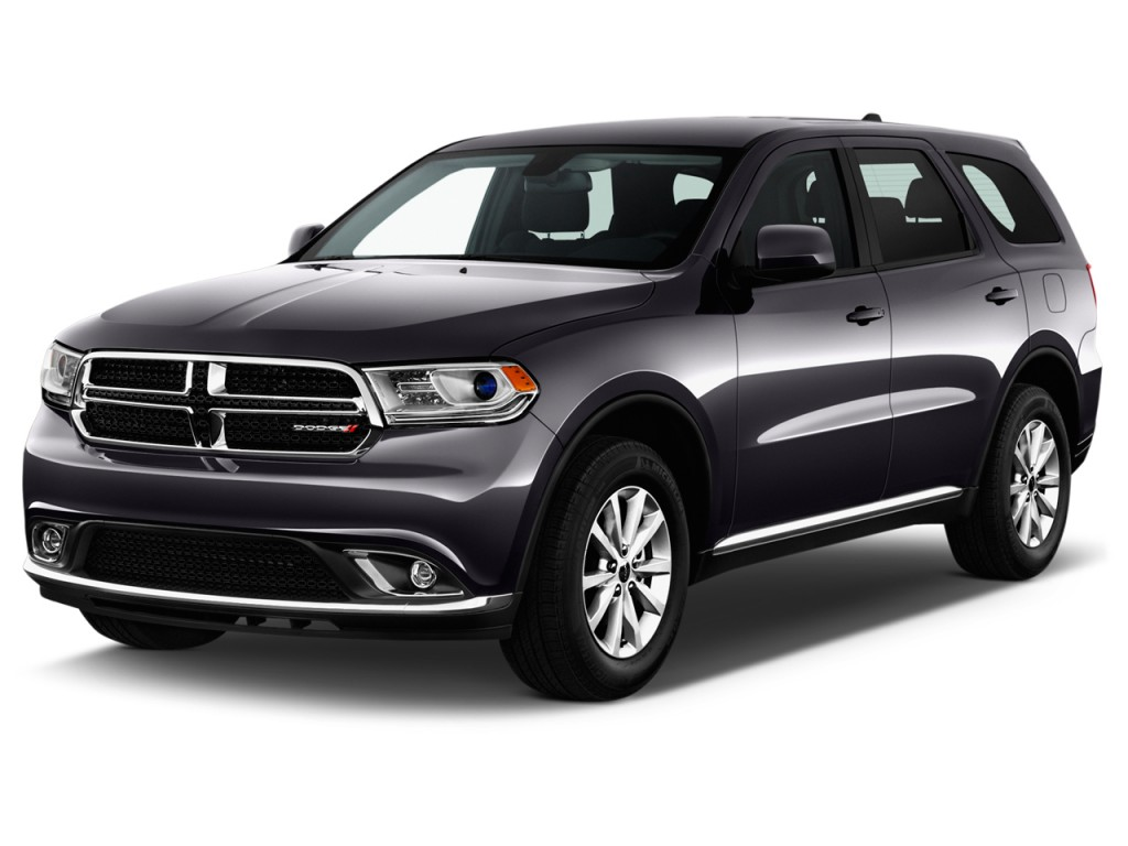 2015 dodge durango length