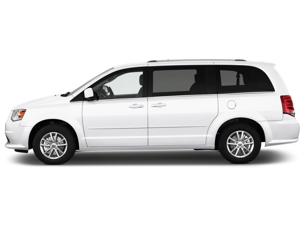 Image 2015 Dodge Grand Caravan 4 Door Wagon Sxt Plus Side Exterior View Size 1024 X 768 Type