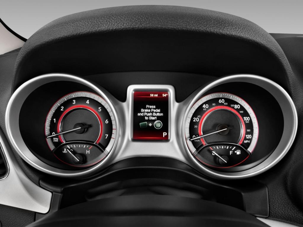 Image: 2015 Dodge Journey FWD 4-door American Value Pkg ...
