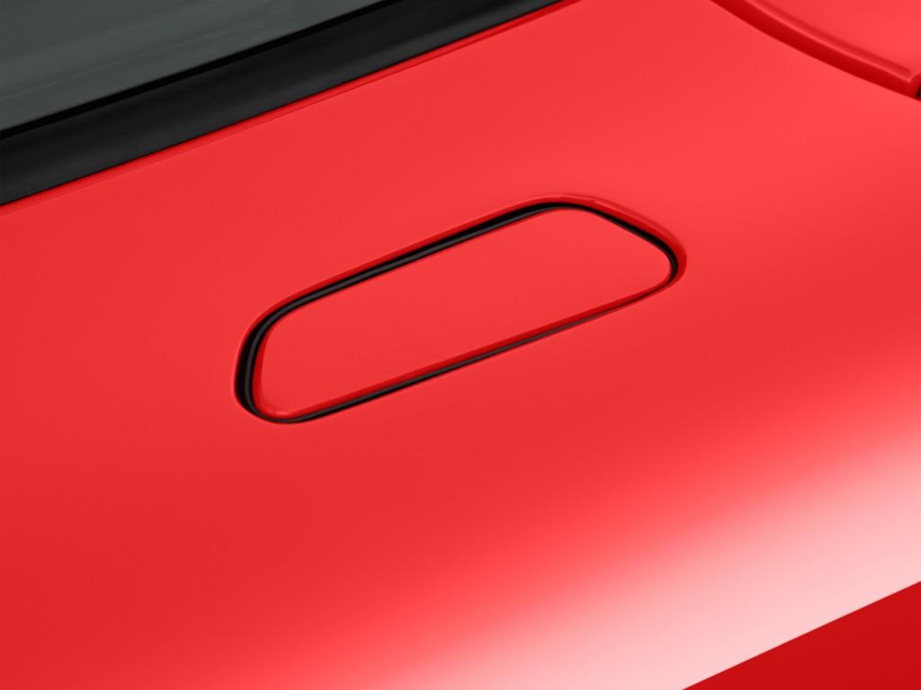 Image: 2015 Dodge SRT Viper 2-door Coupe SRT Door Handle ...