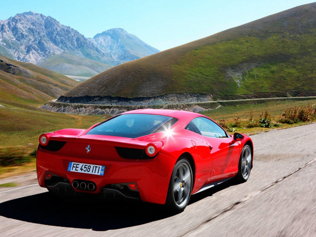Ferrari May Boost Sales To 10,000 Annually Under Marchionne's Watch
