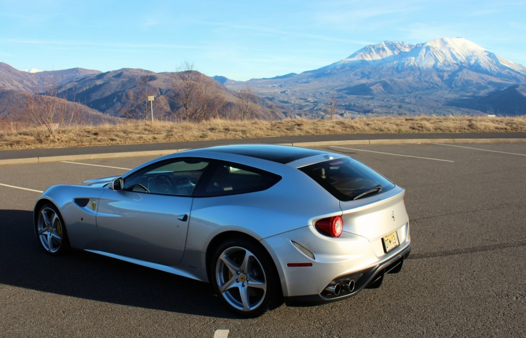 2015 Ferrari FF  -  Quick Drive, February 2015