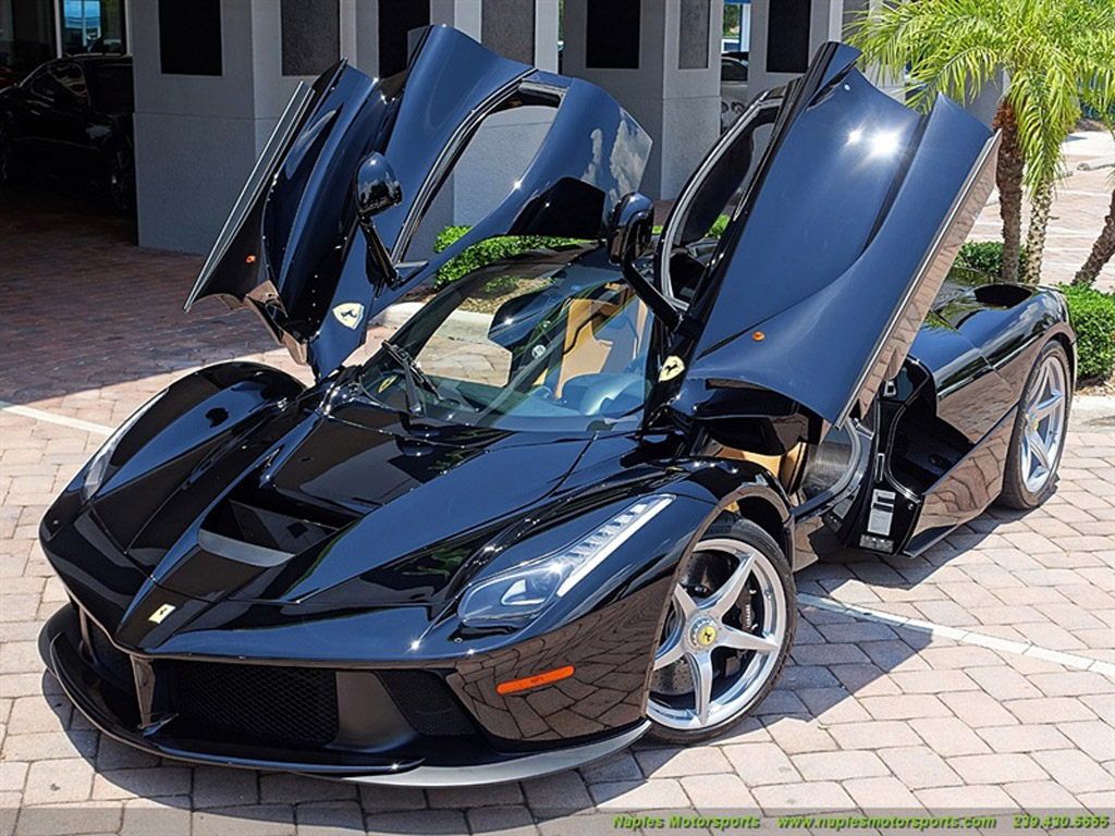 Only LaFerrari For Sale In North America Lists At 5 Million
