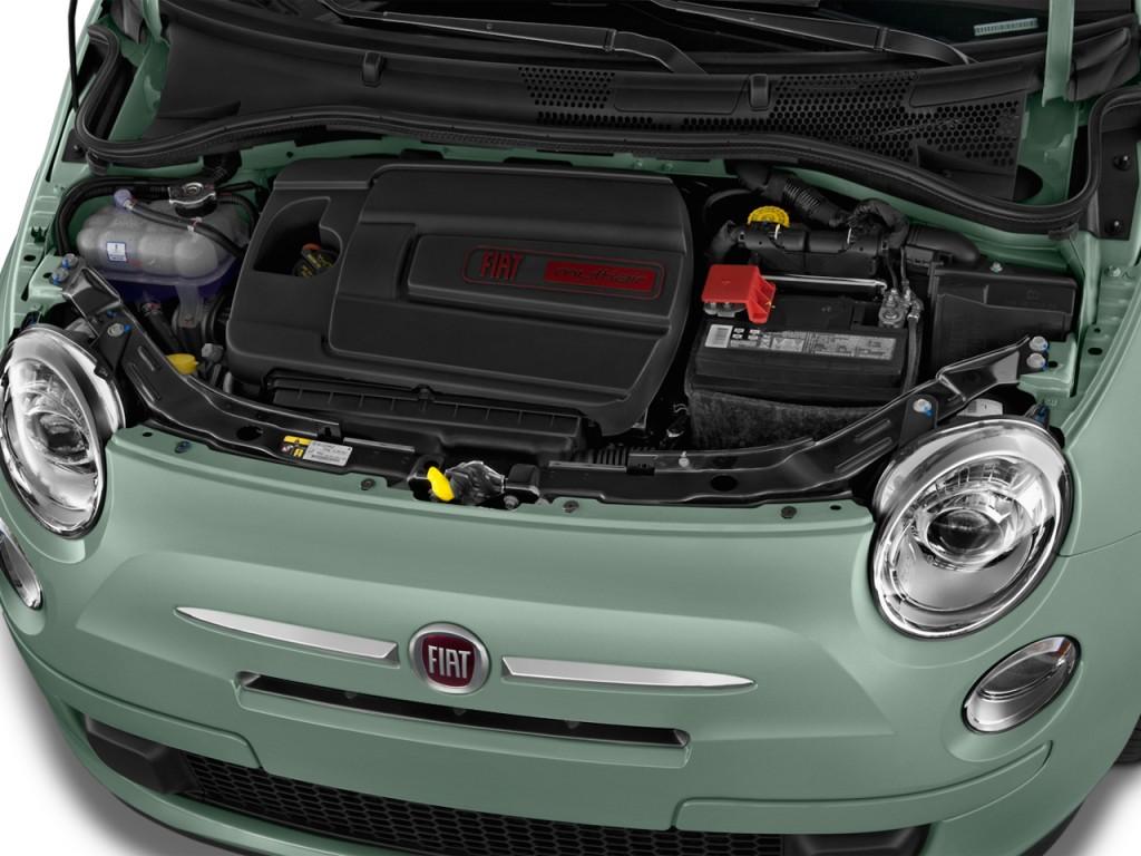 Image 2015 Fiat 500 2 Door Hb Pop Engine Size 1024 X
